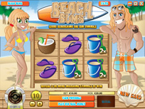 Scratch & Win: Beach Bums