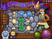 Scratch & Win: Cavalier Cash