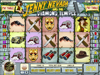 Diamond Temple: Jenny Nevada
