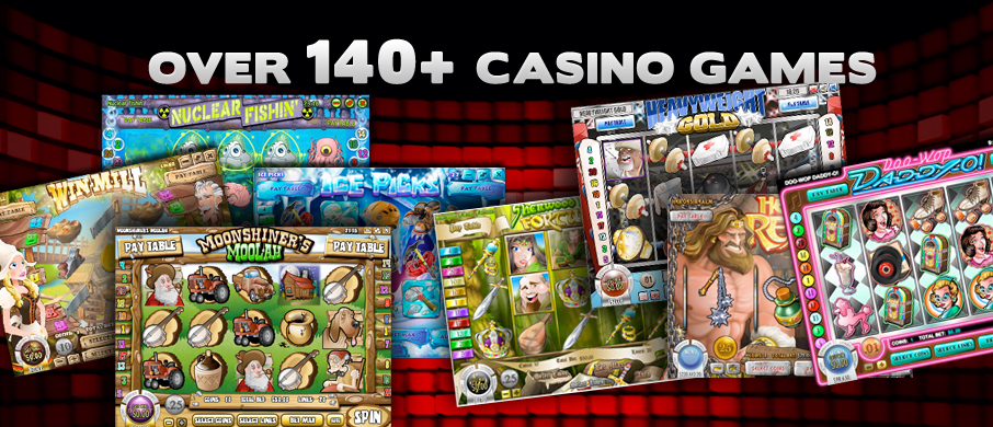 on line casino games